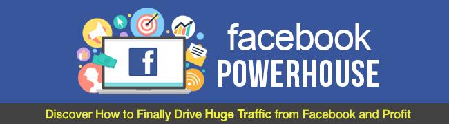 Face Book Power House header