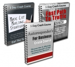 5 Days IM Business Crash Courses E Covers Graphic