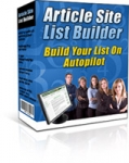 Article Site Listbuilder_fra5000