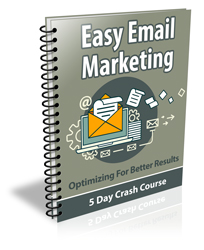 Easy Email Marketing cover-250