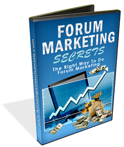 Forum Marketing Secrets fms
