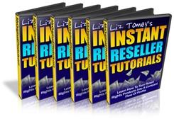 Instant Resseller Tutorials E graphic