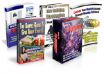 Internet Marketing JV Give Away Pack E Covers Graphic