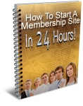 Start A Membership Site in 24 Hours 6489