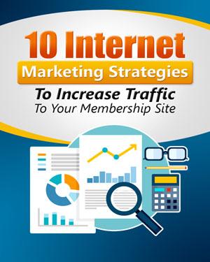 Strategies To Increase Your Membership Traffic