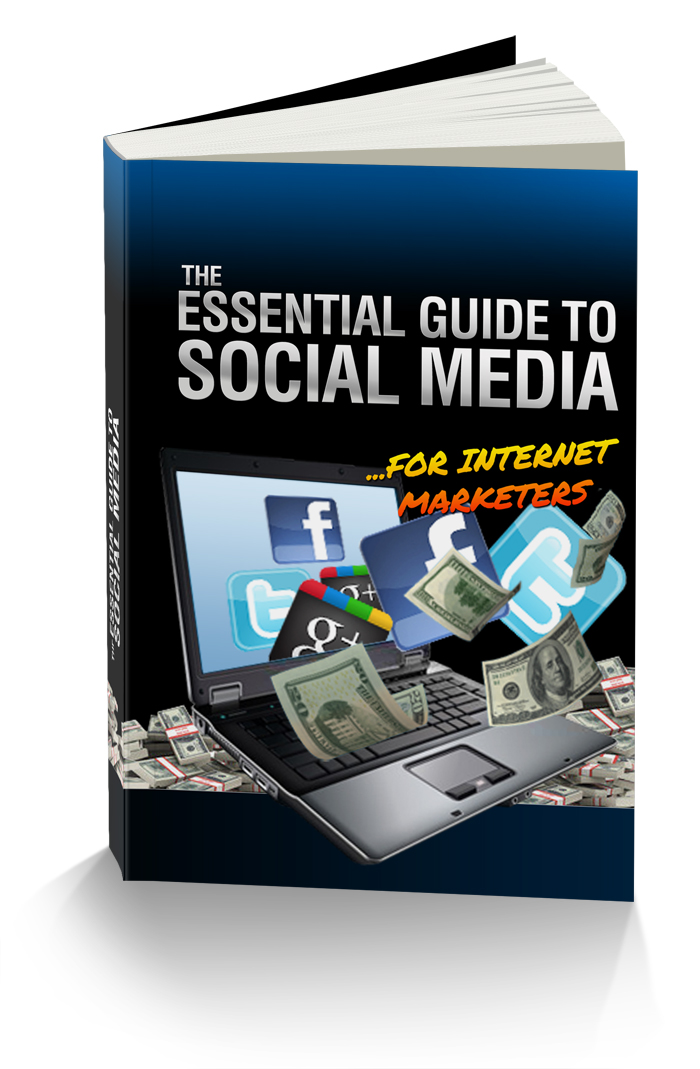 The Essential Guide to Social Media E Book Graphic