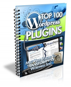 Wp Top 100 Plugins ebook Graphic