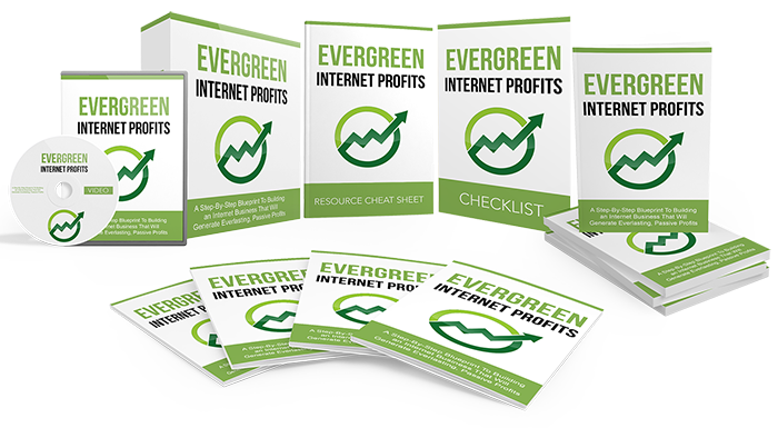 Evergreen internet profits biblical digital internet information a step by step blueprint to building an internet business that will generate everlasting passive profits malvernweather Images
